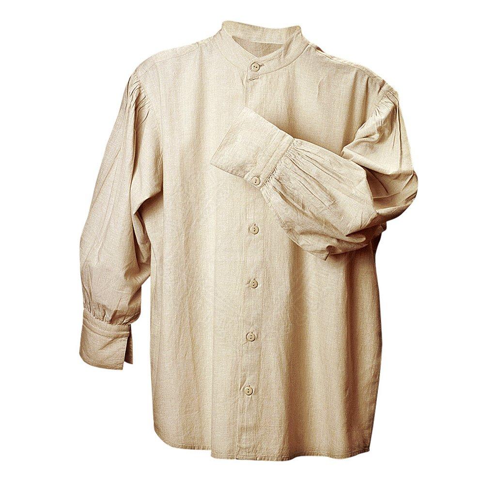 3d199ce5fbe Tato košile pro hobita s dlouhým rukávem je vyrobena z čisté bavlny
