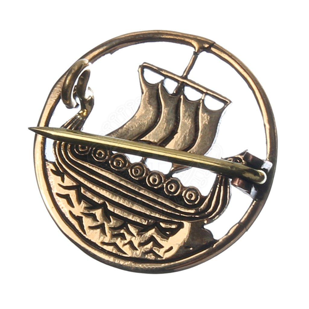 ... Vikinská brož Dračí lodě 51da259a6e