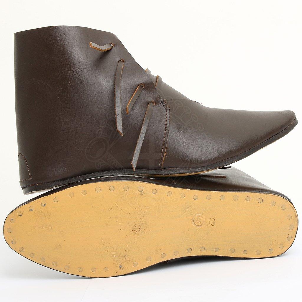 5c910ebd164 Středověké šněrovací boty ...