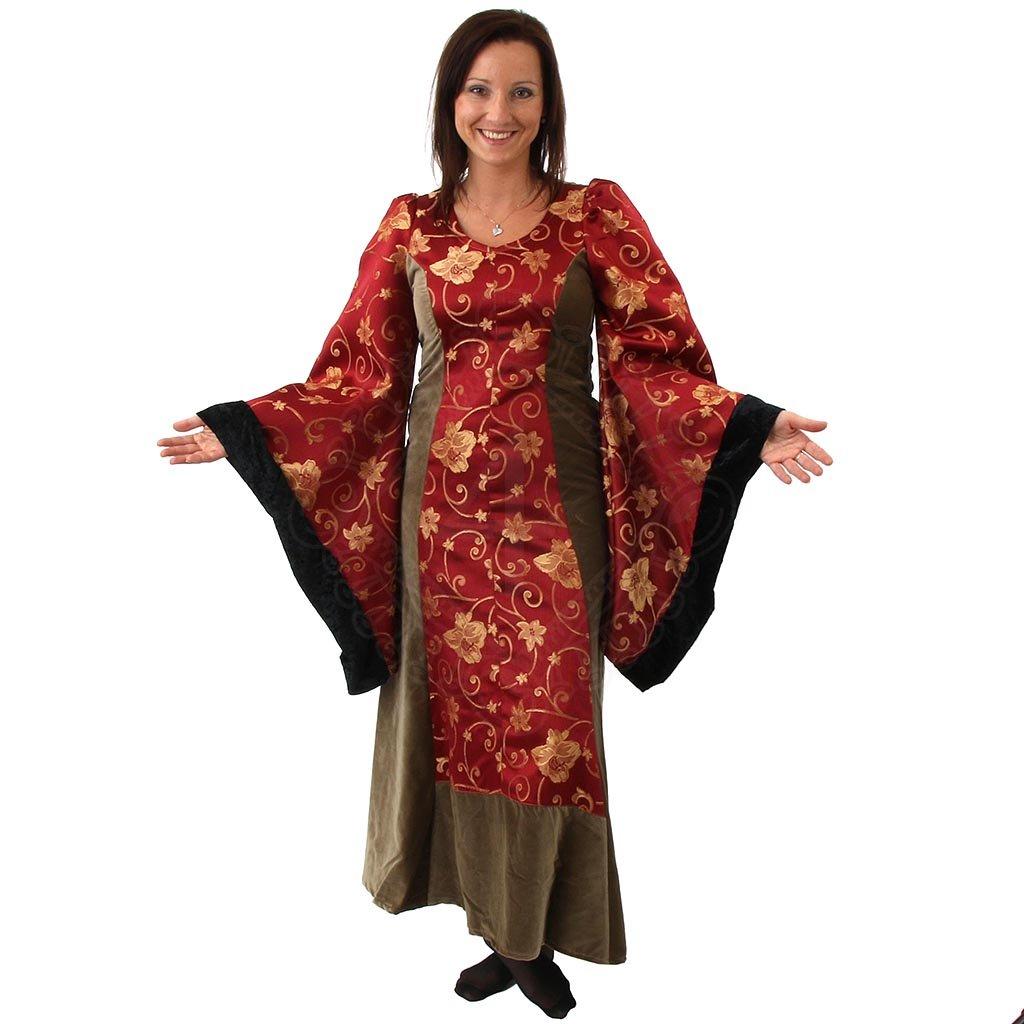 f015efc70d52 Honosné gotické šaty