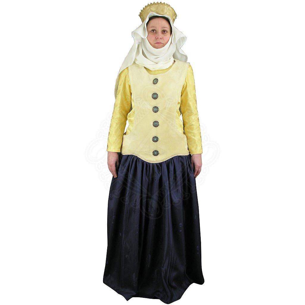 6a3e63fc8462 Středověké oblečení Gertha