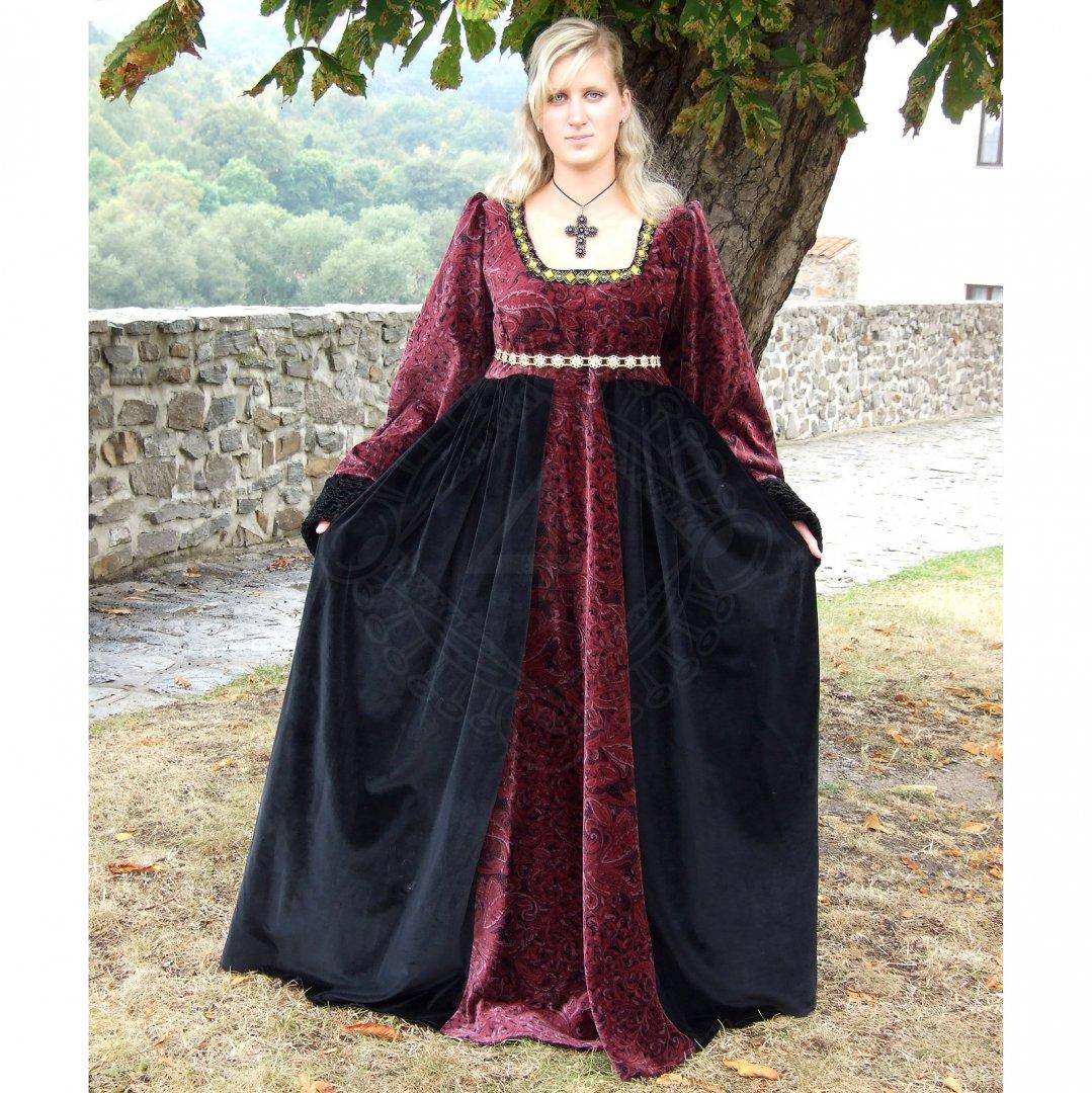 436f25183b2c Gotické šaty Lisa +3 další