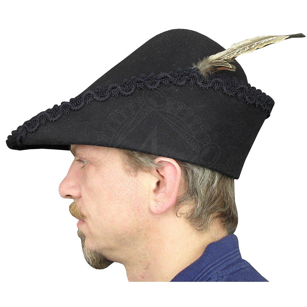 Plstěný pánský klobouk Plstěný pánský klobouk ... f83c387db0