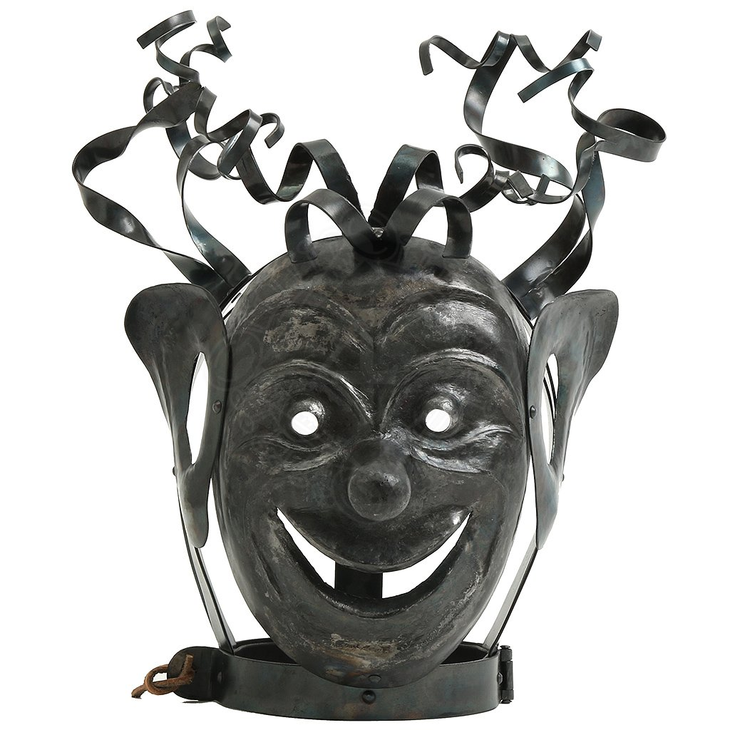 16eeb11c837f Železná maska hanby
