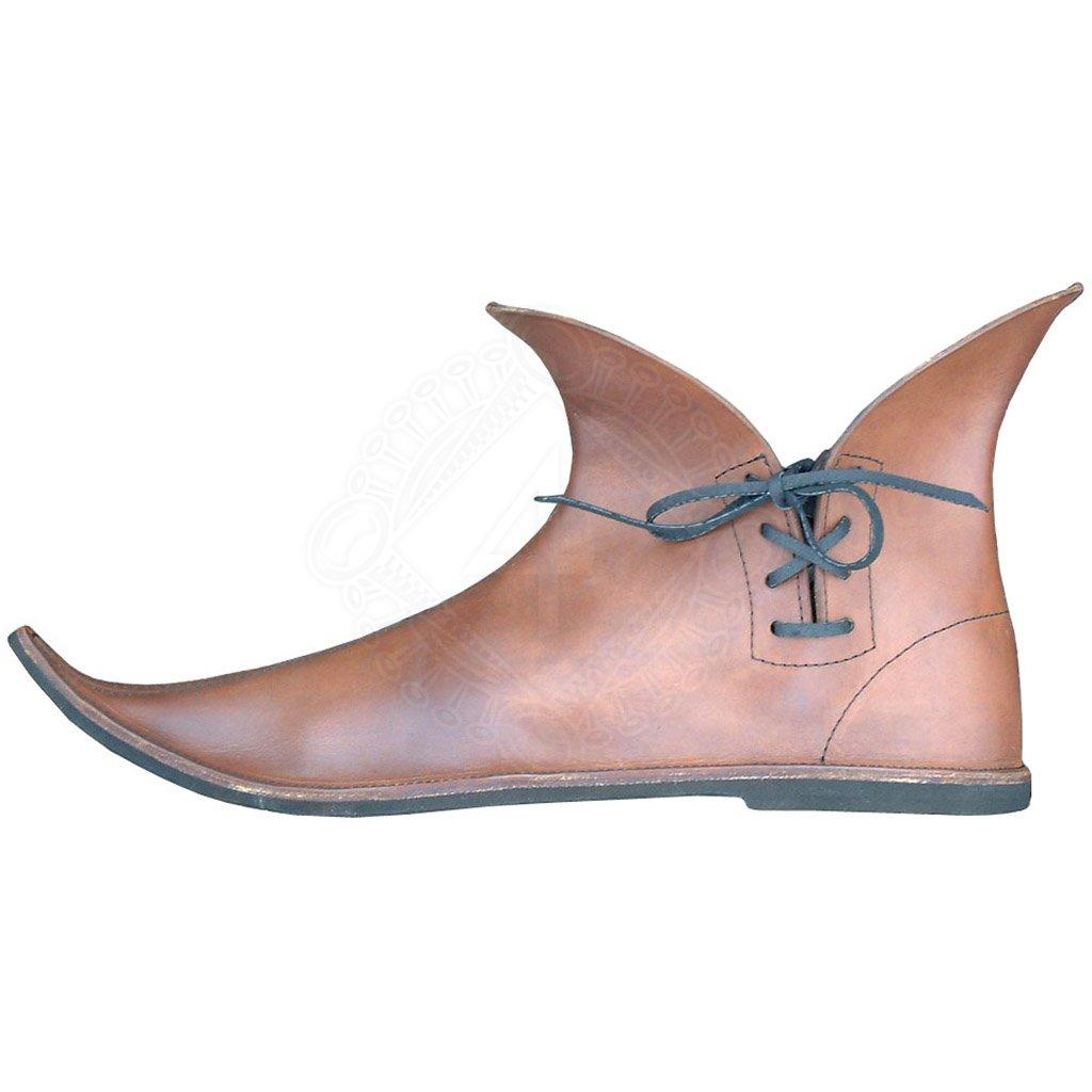 Gotické boty Škorně ... 1e6344f54f