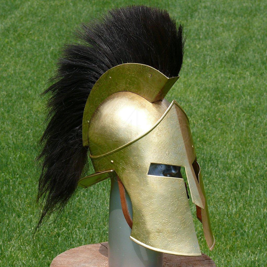 Шлем рыцаря своими руками 67