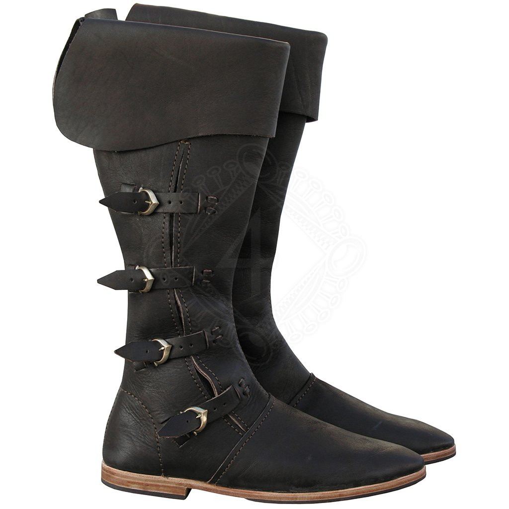 Gotické vysoké boty +3 další 7302ea8b20
