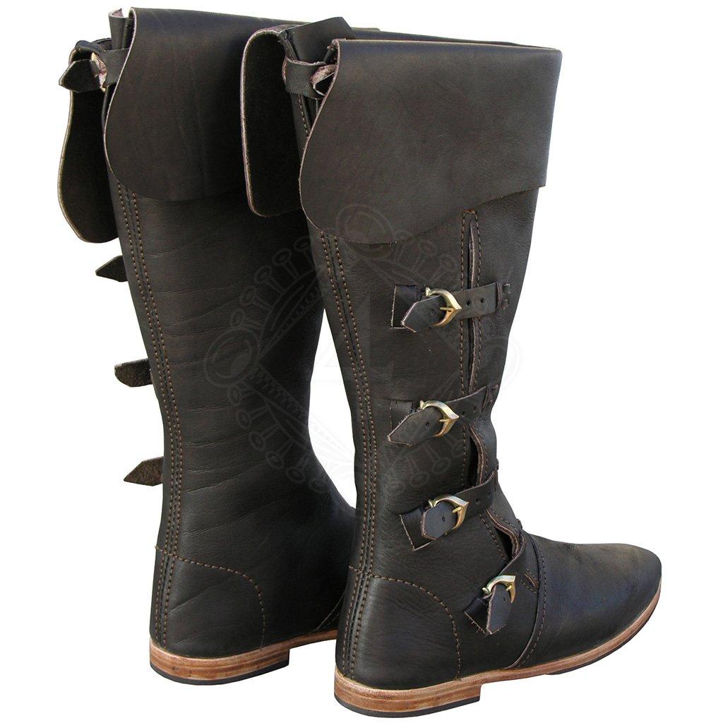 Gotické vysoké boty Gotické vysoké boty Gotické vysoké boty 2c3bd8f942