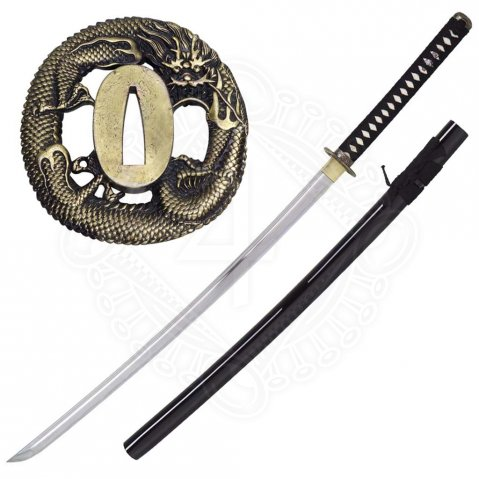 Katana DRAGON od John Lee