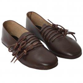 bdb4c04b965 Šněrovací boty pozdního středověku